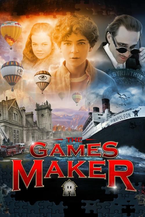 دانلود دوبله فارسی فیلم مخترع بازی The Games Maker 2014