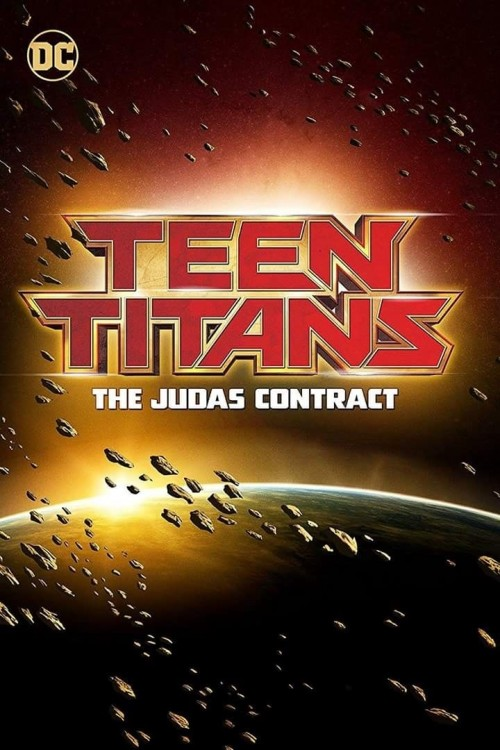 دانلود انیمیشن Teen Titans: The Judas Contract 2017