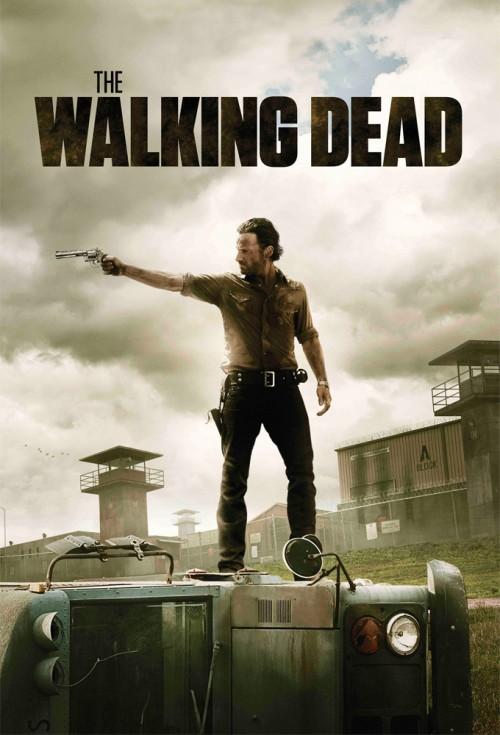 دانلود دوبله فارسی سریال مردگان متحرک The Walking Dead