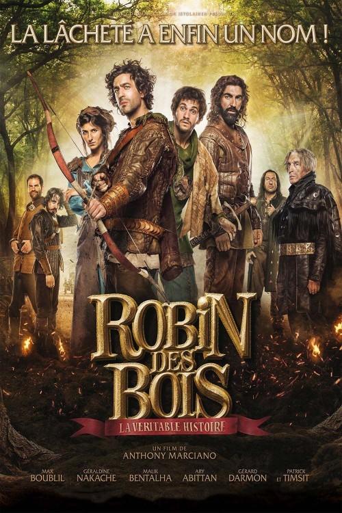 دانلود دوبله فارسی فیلم رابین هود Robin des Bois la veritable histoire 2015