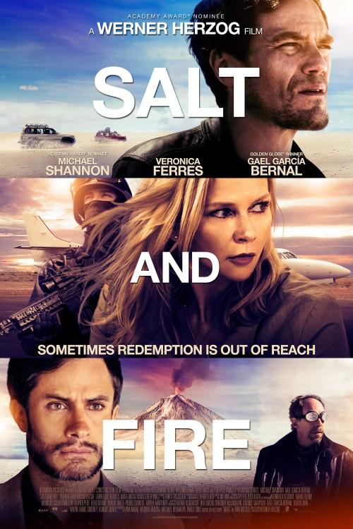دانلود فیلم Salt and Fire 2016
