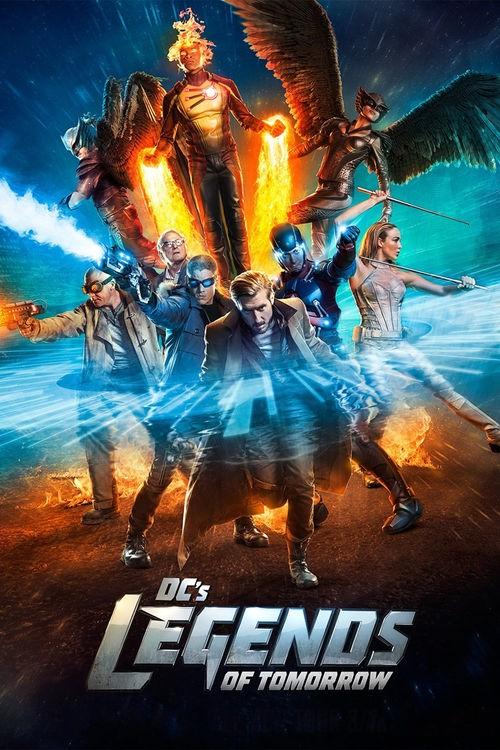 دانلود رایگان سریال Legends of Tomorrow