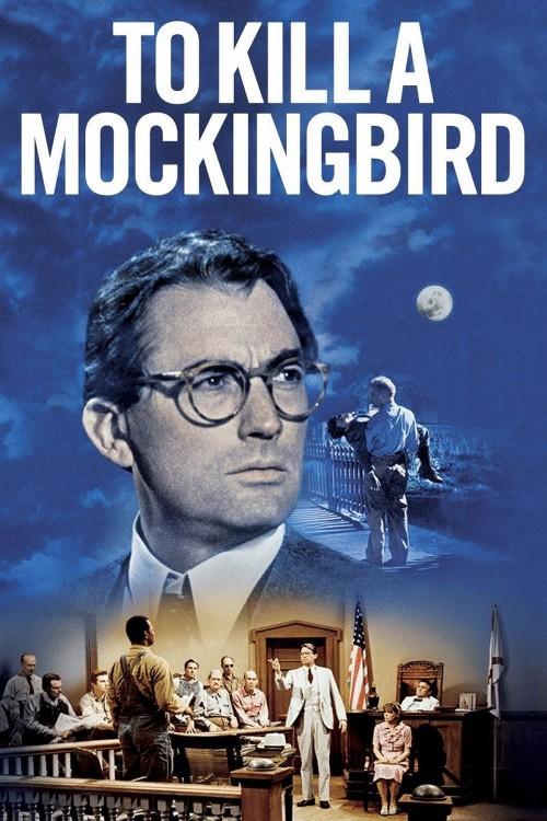 دانلود دوبله فارسی فیلم کشتن مرغ مقلد To Kill a Mockingbird 1962