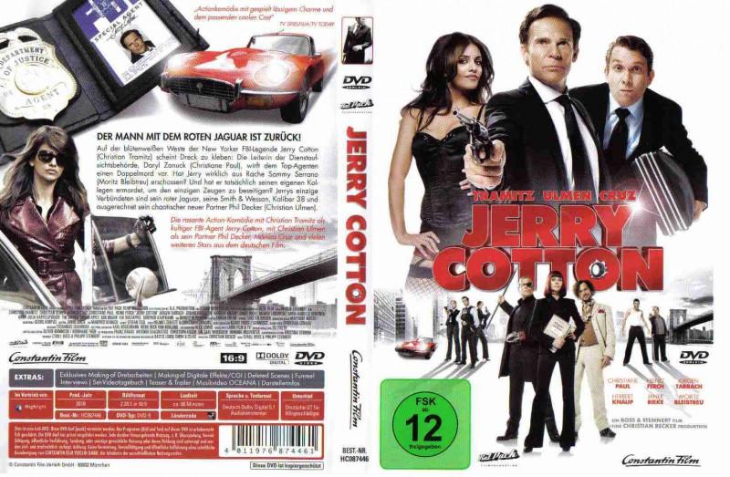 دانلود دوبله فارسی فیلم Jerry Cotton 2010