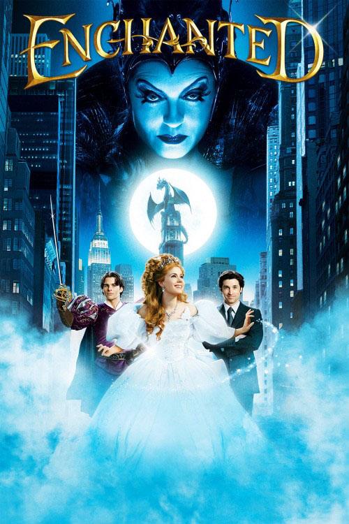دانلود دوبله فارسی فیلم طلسم زیبای خفته Enchanted 2007