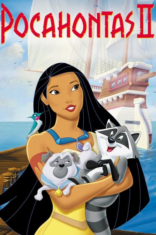 دانلود دوبله فارسی انیمیشن پوکوهانتس 2 Pocahontas 2: Journey to a New World 1998