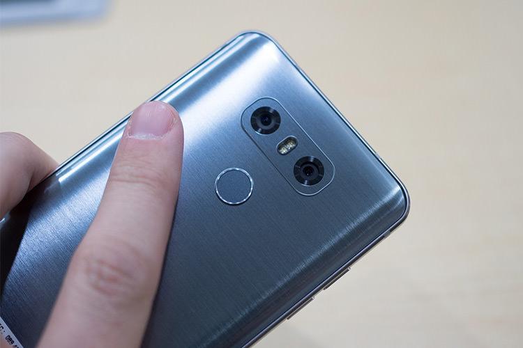 ال جی برنامه عرضه جهانی گوشی جی 6 را اعلام کرد