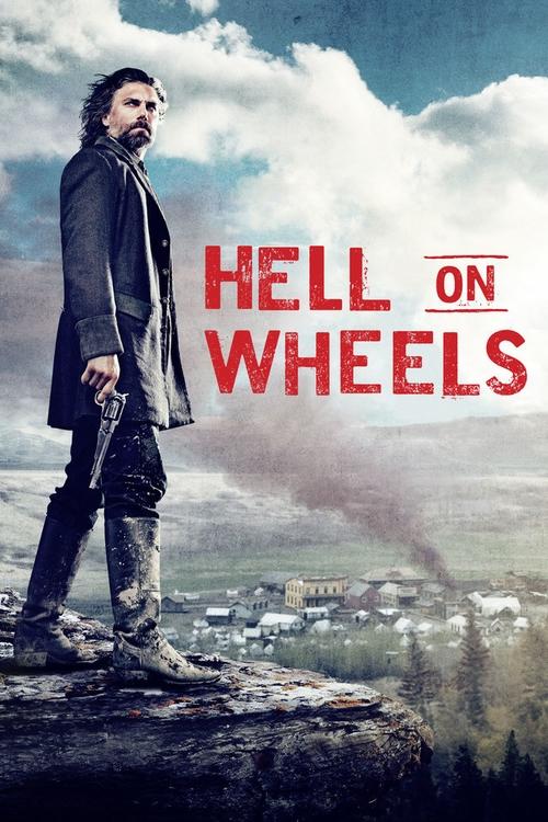دانلود دوبله فارسی سریال چرخ های آتشین Hell on Wheels