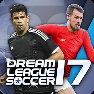 دانلود Dream League Soccer 2017 4.04 – بازی لیگ فوتبال رویایی 2017 اندروید + مود + دیتا
