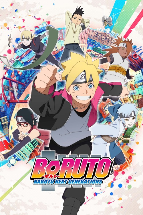 دانلود کارتون Boruto Naruto Next Generations