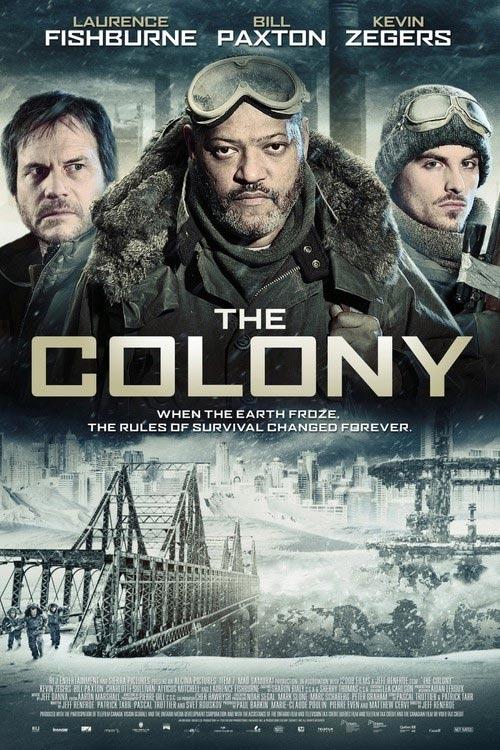 دانلود دوبله فارسی فیلم کلونی The Colony 2013