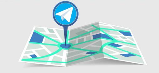ردیابی و مکان یابی افراد از طریق تلگرام