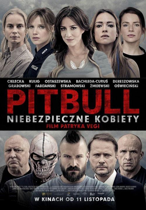 دانلود فیلم Pitbull: Tough Women 2016