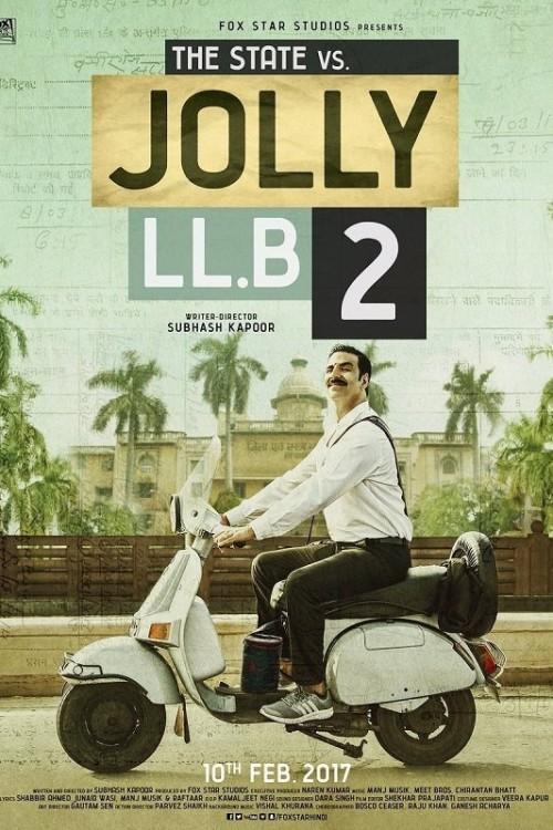 دانلود فیلم هندی Jolly LLB 2 2017