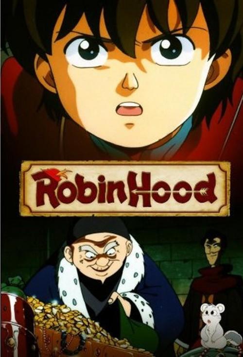 دانلود دوبله فارسی کارتون کماندار نوجوان Robin Hood's Big Adventure
