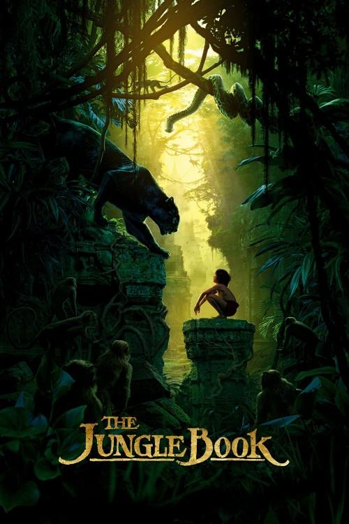 دانلود دوبله فارسی فیلم کتاب جنگل The Jungle Book 2016