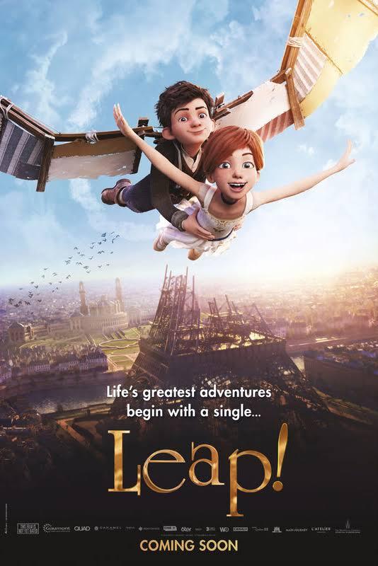 دانلود انیمیشن Leap! 2016