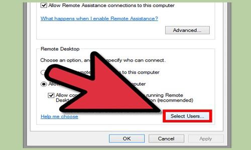 روشی برای دسترسی به کامپیوتر دیگر توسط کامپیوتر شما