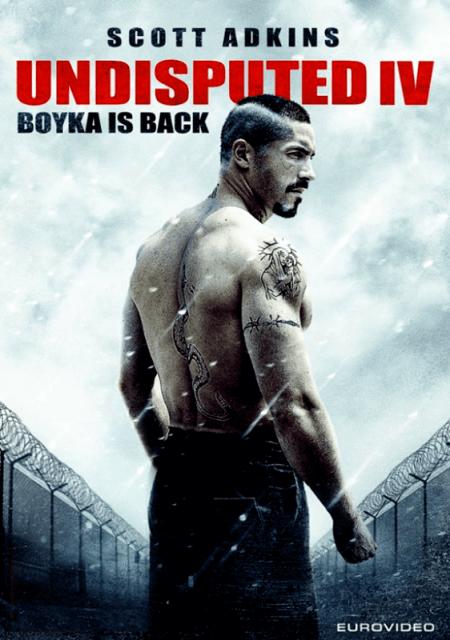 دانلود فیلم شکست ناپذیر 4 2016 Boyka: Undisputed