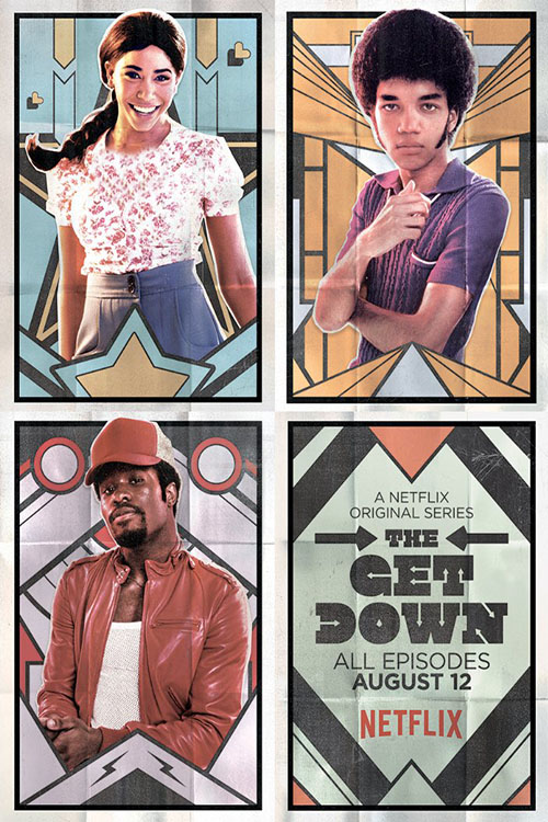 دانلود سریال The Get Down