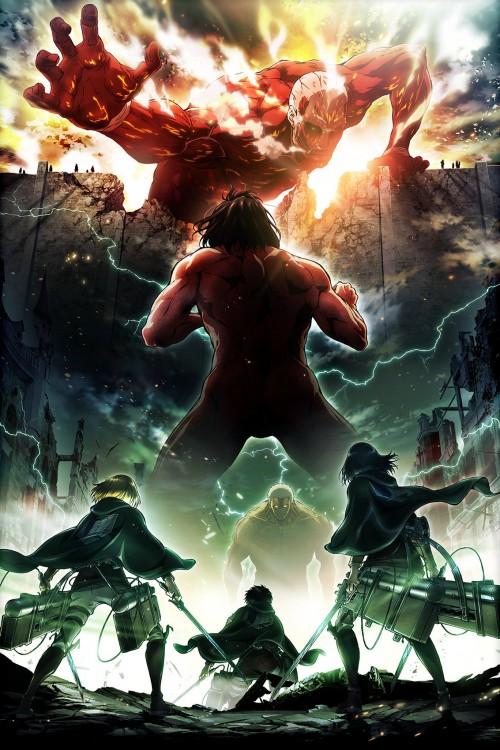 دانلود کارتون Attack on Titan