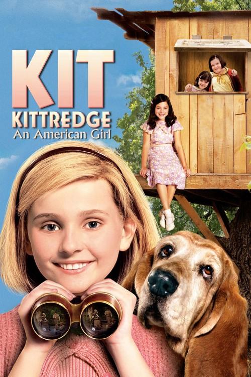 دانلود دوبله فارسی فیلم ماجراهای خانه ما Kit Kittredge: An American Girl 2008