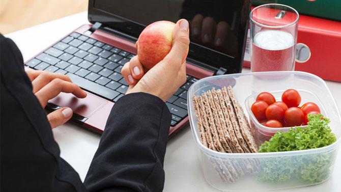 یک رژیم غذایی عالی برای افراد شاغل