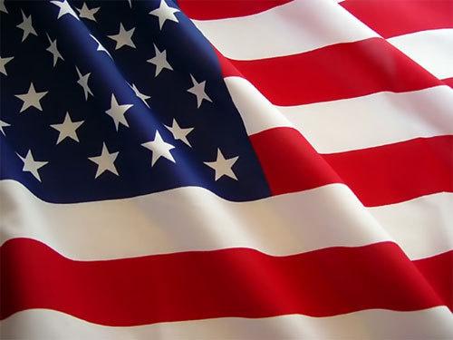 دانلود والپیپر پرچم امریکا برای اندروید