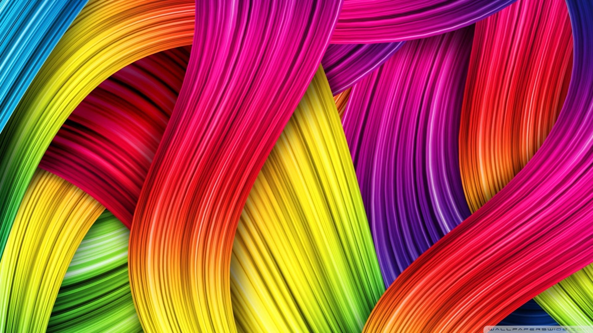 دانلود والپیپر رنگارنگ