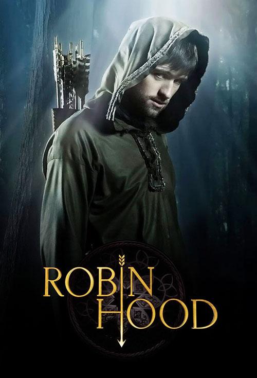 دانلود دوبله فارسی سریال رابین هود Robin Hood