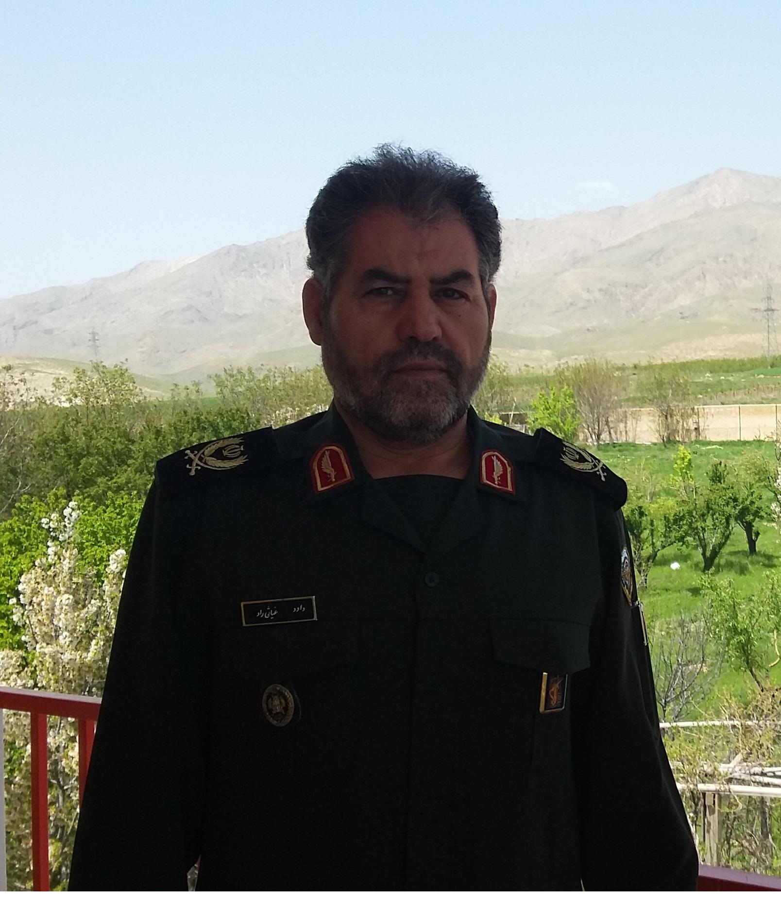 خاطره شهید صیاد شیرازی