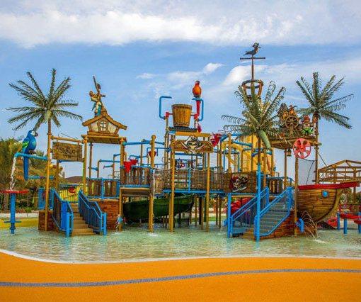 پارک آبی اوشن کیش | جدیدترین تفریح در جنوب ایران