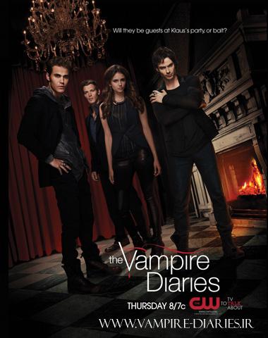 دانلود سریال خاطرات یک خون آشام vampire diaries