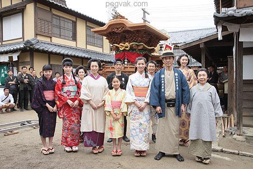 دانلود سریال ژاپنی میخک