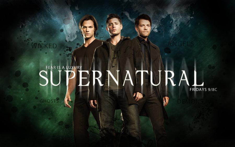 دانلود سریال سوپرنچرال Supernatural