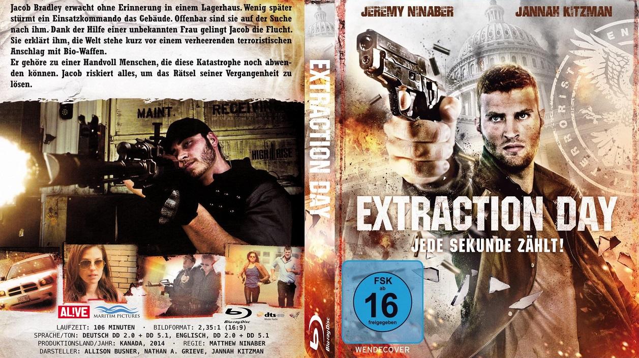 دانلود دوبله فارسی فیلم Extraction Day 2014