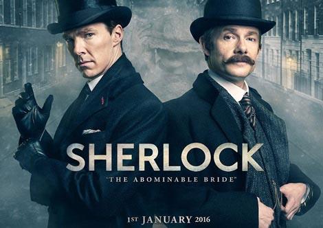 دانلود سریال شرلوک هلمز Sherlock