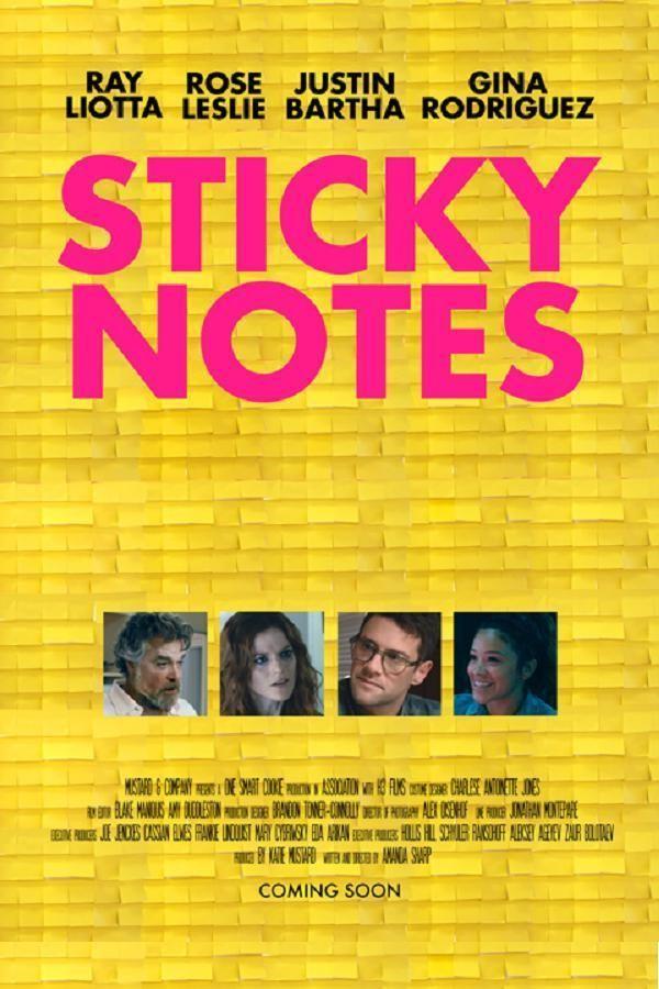 دانلود فیلم Sticky Notes 2016