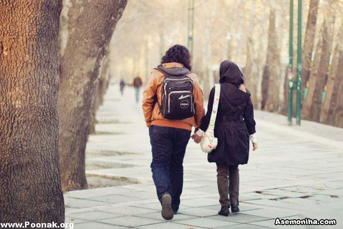 عکس عاشقانه ایرانی