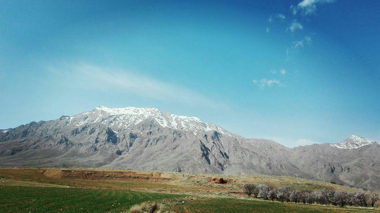 عکس های دیدنی و بی نظیر از طبیعت روستای دزک