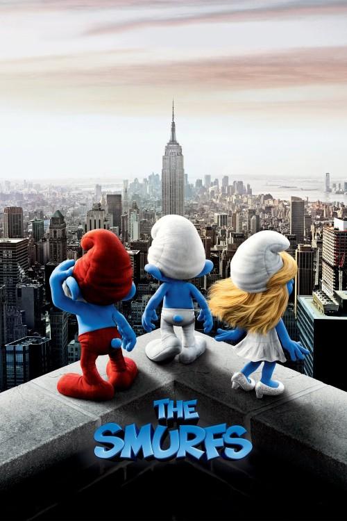 دانلود دوبله فارسی انیمیشن اسمورف ها The Smurfs 2011