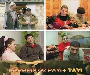 فیلم طنز آذربایجانی هر نیین اؤز پایی + اؤز تایی (قنداب و مایل)