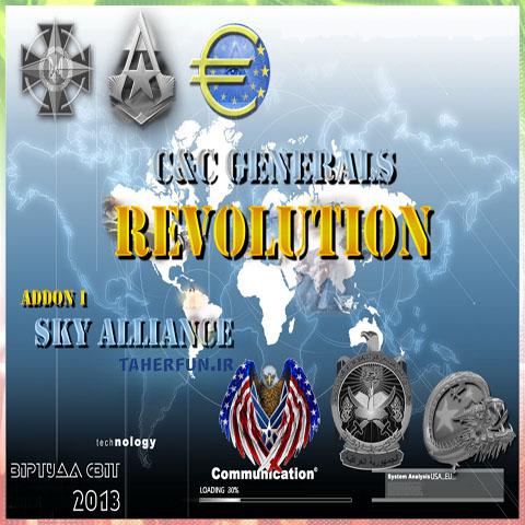 Revolution Project : Addon1 Sky Alliance