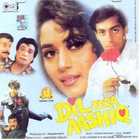 دانلود دوبله فارسی فیلم هندی دلدار عاشق Dil Tera Aashiq 1993