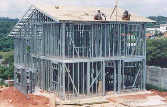 سازه های LSF