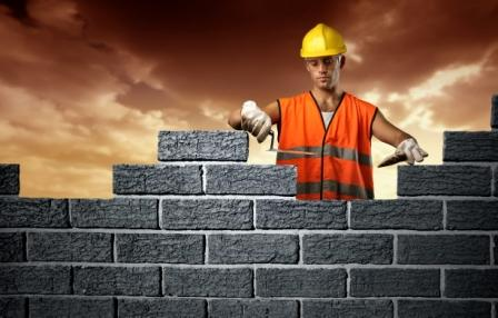 دیوار سازی