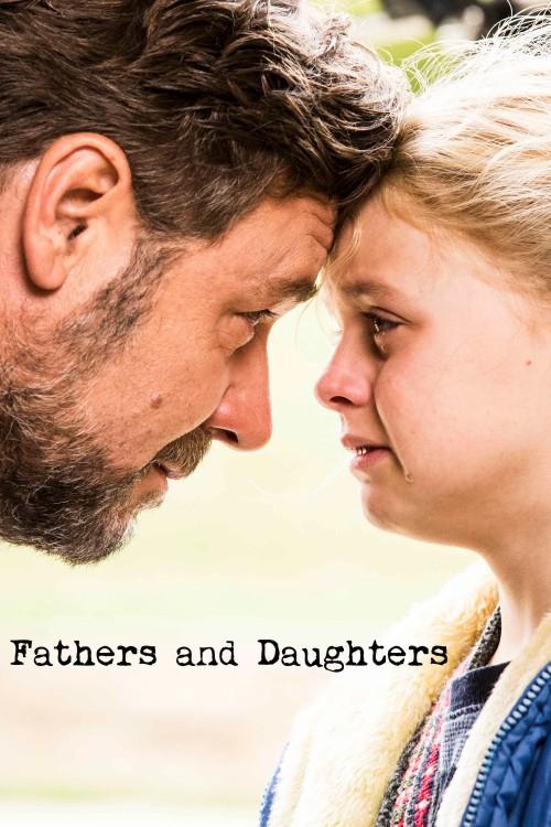 دانلود رایگان دوبله فارسی فیلم پدران و دختران Fathers and Daughters 2015