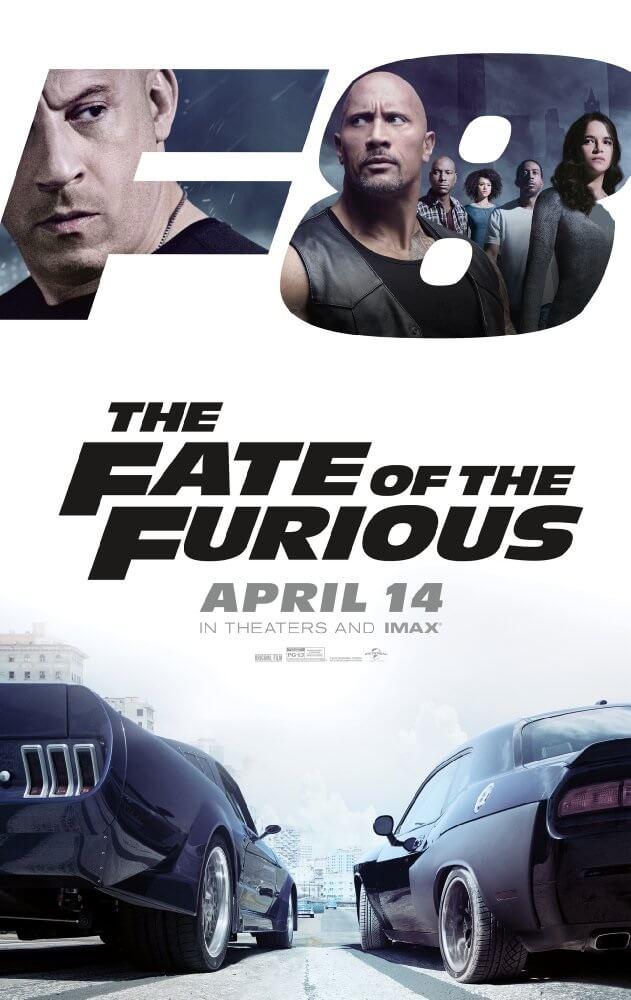 دانلود رایگان فیلم سریع و خشن 8 2017 The Fate of the Furious