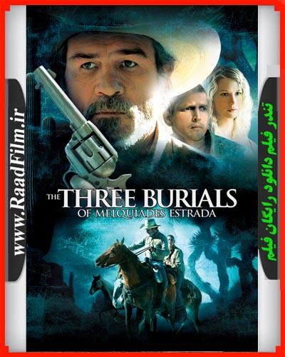 دانلود رایگان فیلم Three Burials 2005