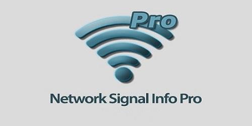 دانلود Network Signal Info Pro 3.70.02 اطلاعات سیگنال شبکه اندروید
